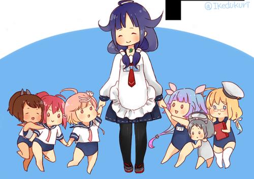 【艦これ】現実の潜水艦隊って、水上艦と同じような陣形組むものなの?