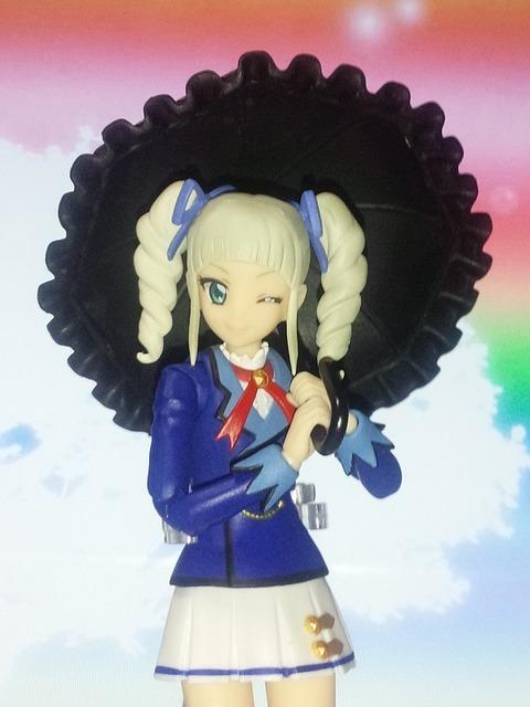 フィギュアーツ:ユリカ様001★
