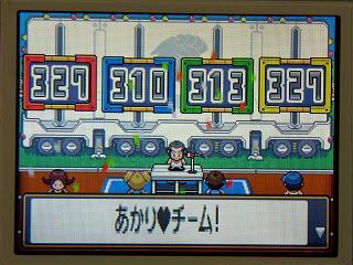 ポケモン金銀038ポケスロン優勝★