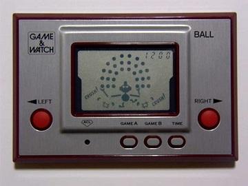 ゲーム&ウオッチ ボール002★