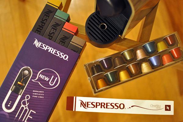 Nespresso Year End Campaign 2012