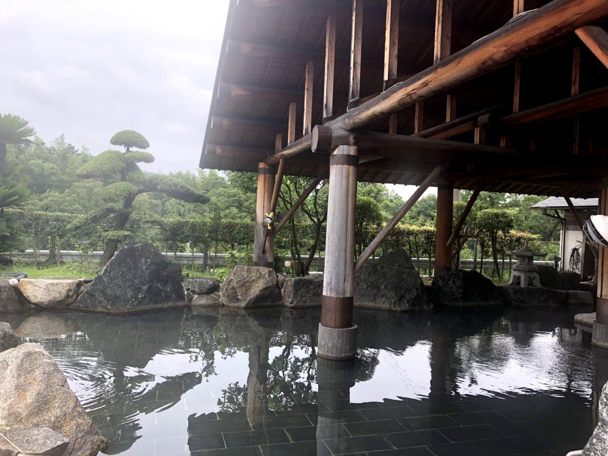 温泉 奈良 の 花 音
