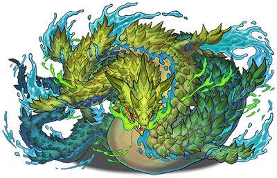 神脅の毒蛇・ヨルムンガンド