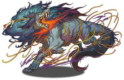 神仇の魔狼・フェンリル