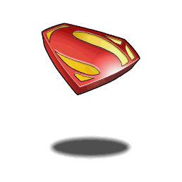 スーパーマンのエンブレム