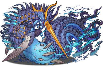 ネプチューン=ドラゴン
