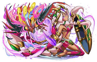 隼護の冥蝎神・セルケト