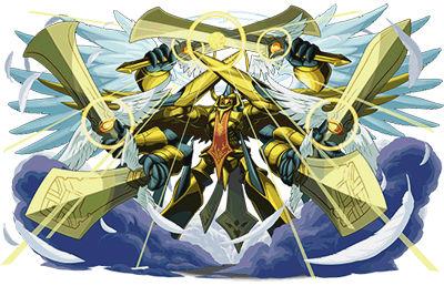 聖霊王アルファディオス