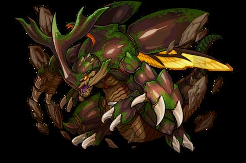 【パズドラ】データ更新で『地の蟲龍』や『鎧騎士』シリーズのイラスト追加!