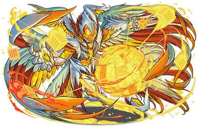 創智の大天使・ラファエル