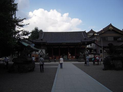 浅草神社東京のパワースポット