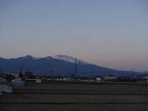 2019 01 22   今日の浅間山