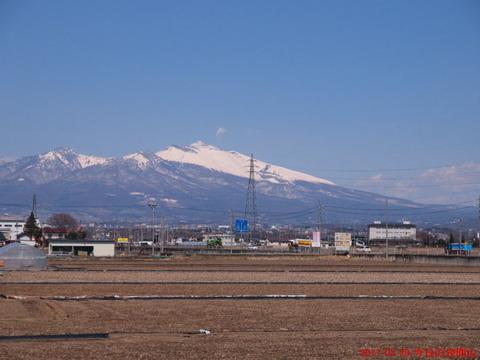 2017 03 29 今日の浅間山