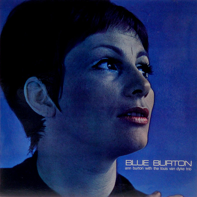 Ann Burton With The Louis Van Dyke Trio Ballads Burton