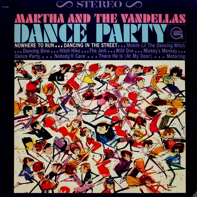 Martha The Vandellas Heat Wave