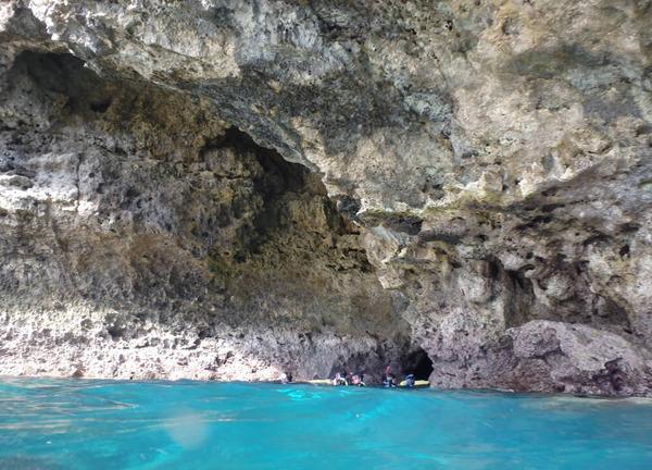 青の洞窟1