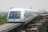 上海リニア全景