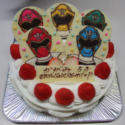 20110720誕生日ケーキ