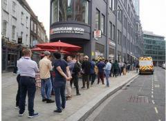 丸亀製麺、ロンドン進出=行列100人超、うどん浸透図る