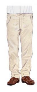 なぜオジサンは「ベージュのズボン」を履くのか?