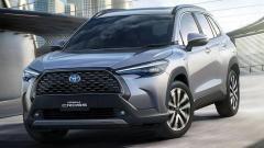 【トヨタ】カローラクロス発売日2021年秋頃想定、価格、燃費