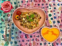 神田うの、栄養満点な家庭料理を披露するも賛否の声「なんかゴチャゴチャ」