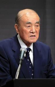 中曽根元首相の葬儀に9600万円 政府が支出を閣議決定