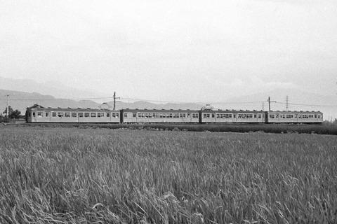 大糸線の旧型国電