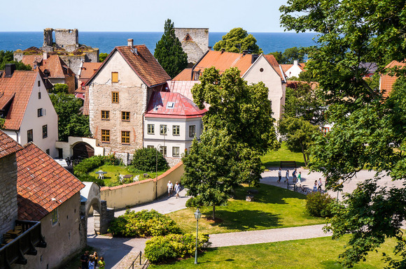 Colours-of-Visby-Gotland-Sweden