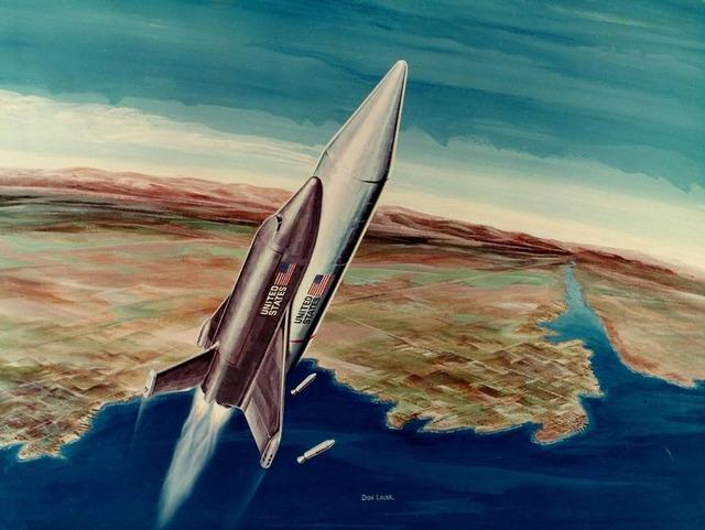 space shuttle concept art 15