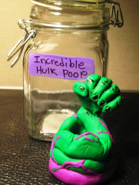 fake-poop-michelle-antoni-hulk