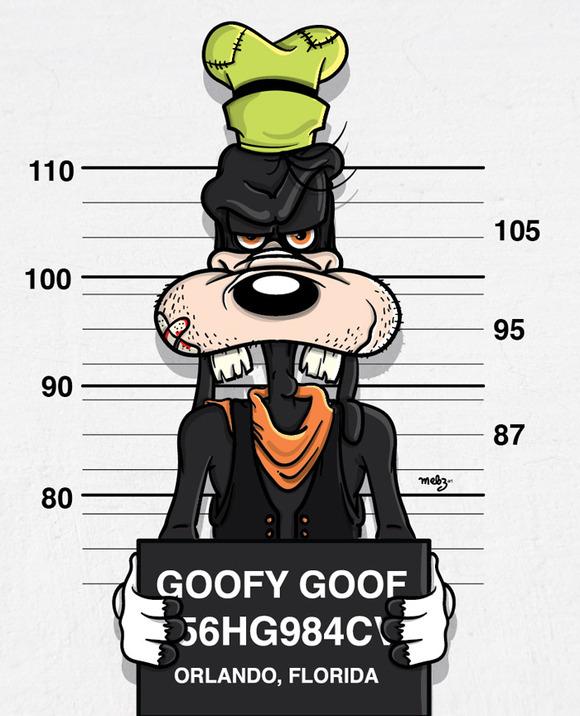 goofy-mugshot