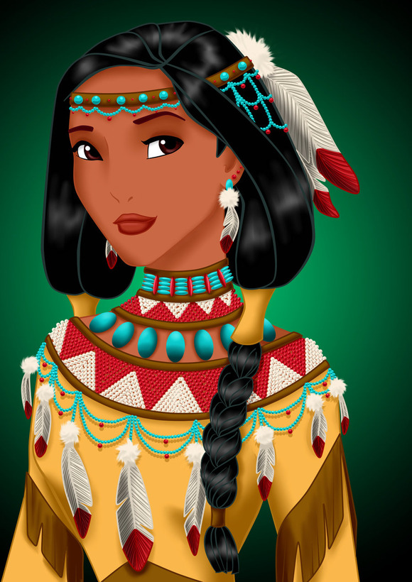 royal_jewels__pocahontas_by_missmikopete-d5pr36v