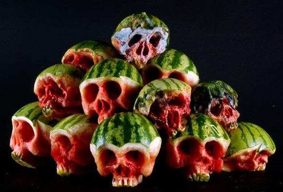 SkullWatermelons