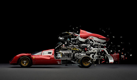 Fabian-Oefner-Exploded-Exotic-Cars-1