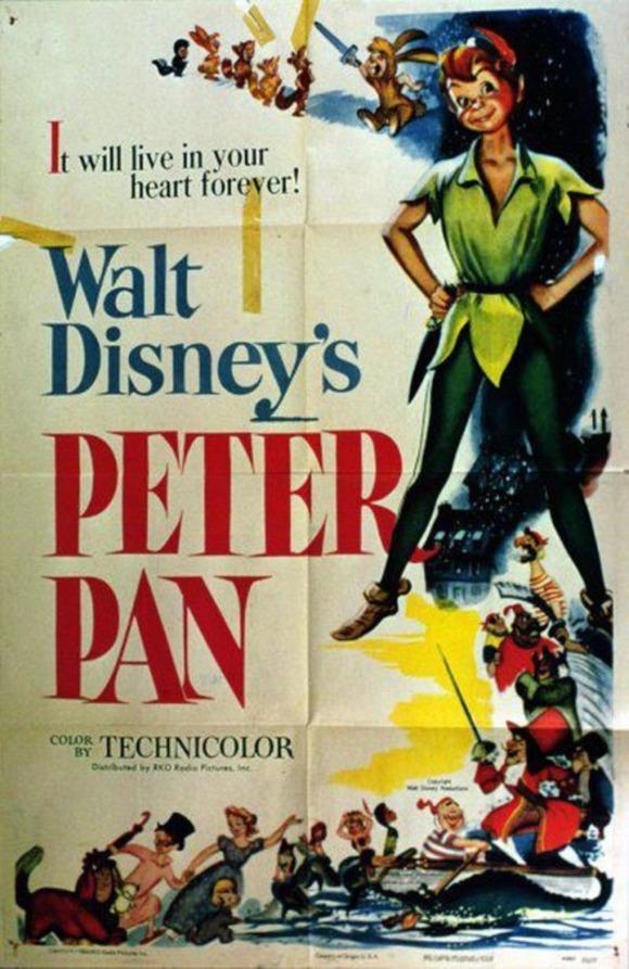 1953-Peter-Pan-Poster-520x800