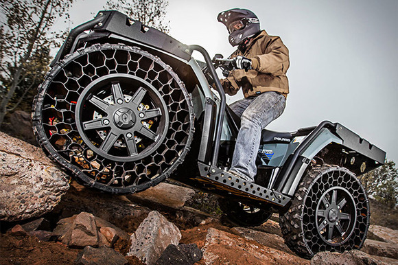 Military-Inspired-ATV-With-Airless-Unpoppable