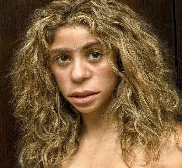 shakira-caveman