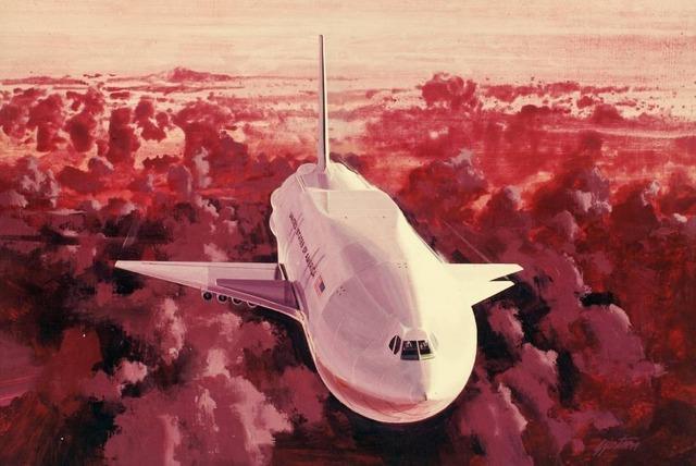 space shuttle concept art 12