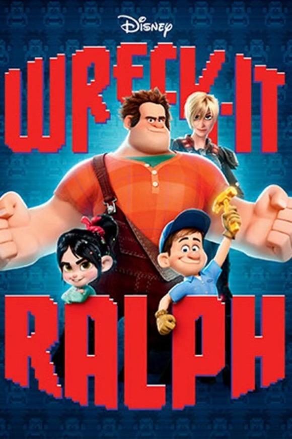 2012-Wreck-It-Ralph-Poster-533x800
