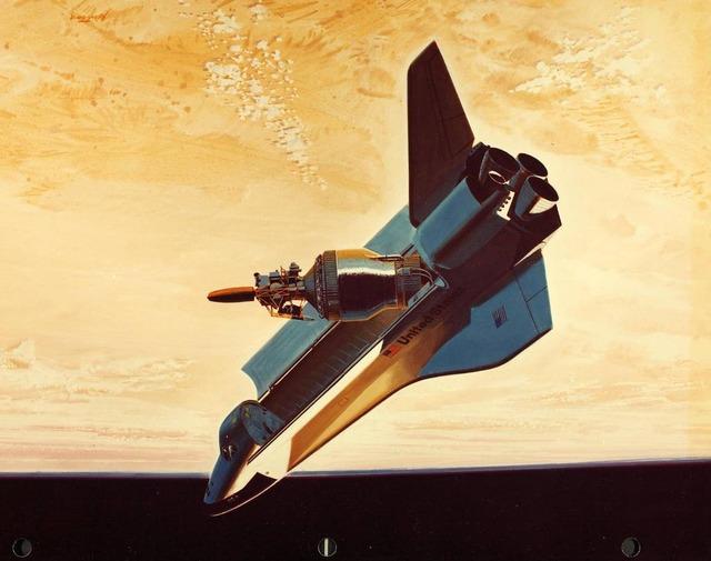 space shuttle concept art 26