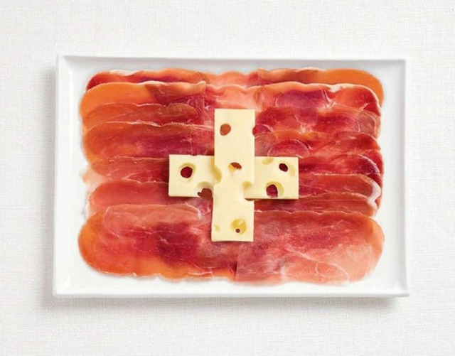 switzerland-flag-made-from-food-600x469