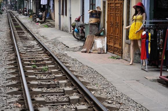 Railway-Hanoi