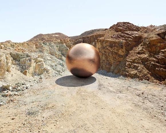 Blue Mine – 3,535 tonnes of copper