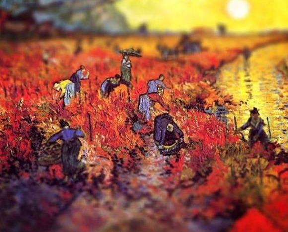 tilt-shift-van-gogh-the-red-vineyard