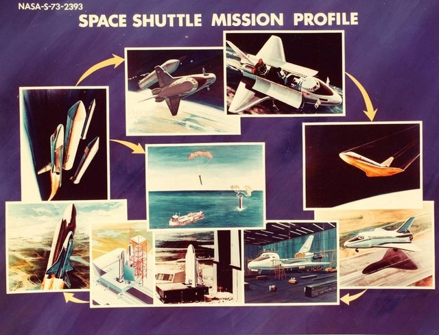 space shuttle concept art 20
