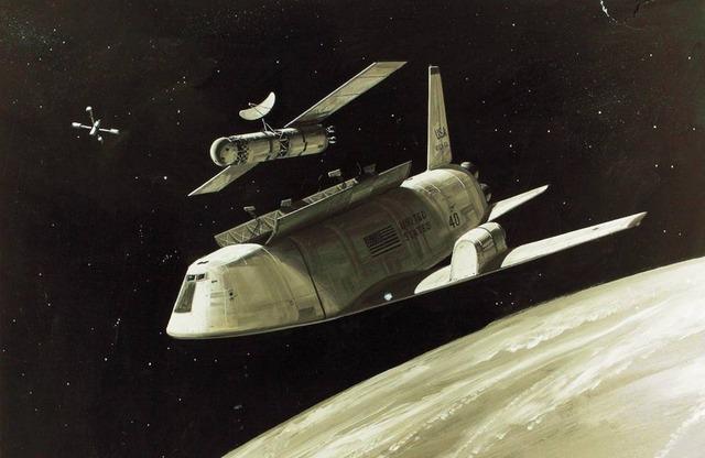 space shuttle concept art 17