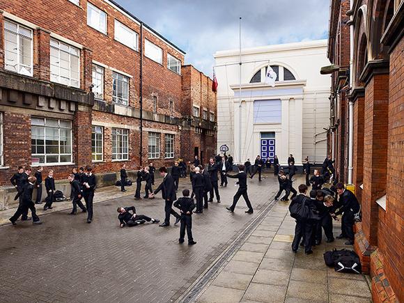 Hull Trinity House Academy, UK