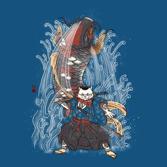 Samurai Catloo