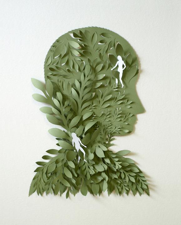 -Paper-Sculpture-by-Elsa-Mora